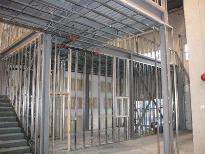 residential and commercial drywall project gallery